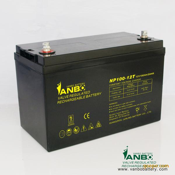 4AH/12V-250AH/12V威博蓄电池(中德)
